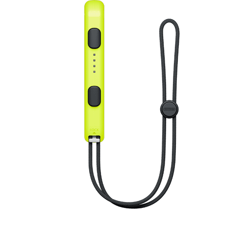 Joy-Con strap Neon yellow